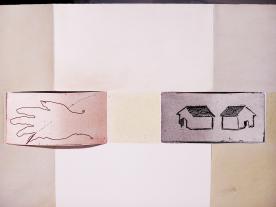 Building of Parts. Detail.